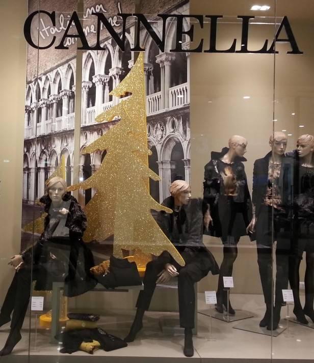 Collezione abbigliamento Cannella