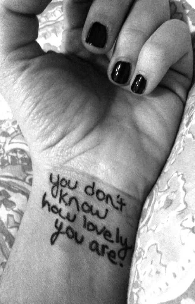 Tatuaggi Frasi Coldplay Ecco Le Migliori Da Mettere Sulla Pelle