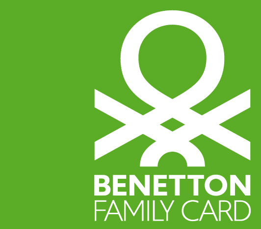 benetton family card registrazione