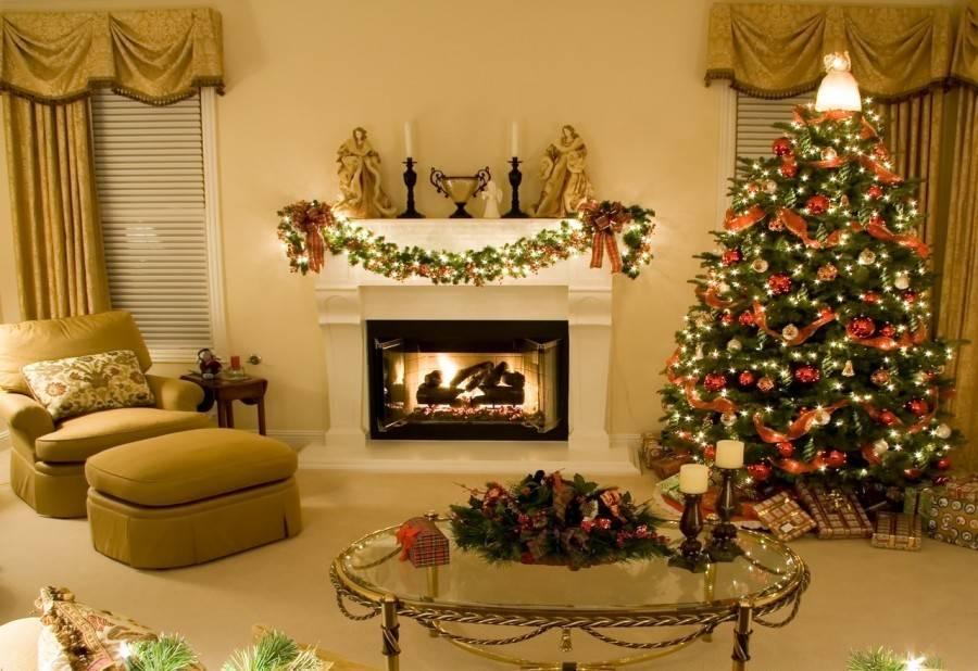 Natale 2014 tendenze addobbi - Natale in casa addobbi ...