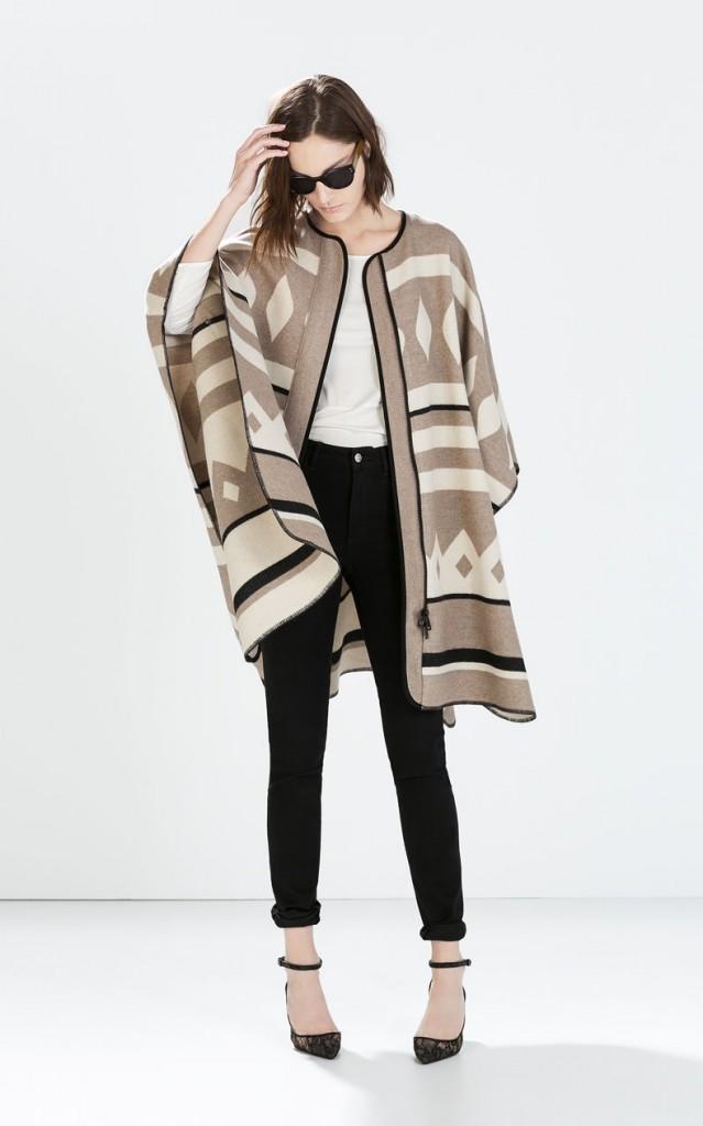 cappotto o poncho