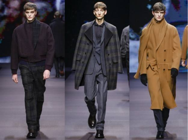 Milano Moda Uomo autunno inverno 20152016: ci vestiremo