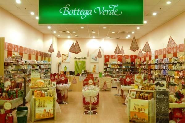 Il Catalogo di Prodotti Bottega Verde