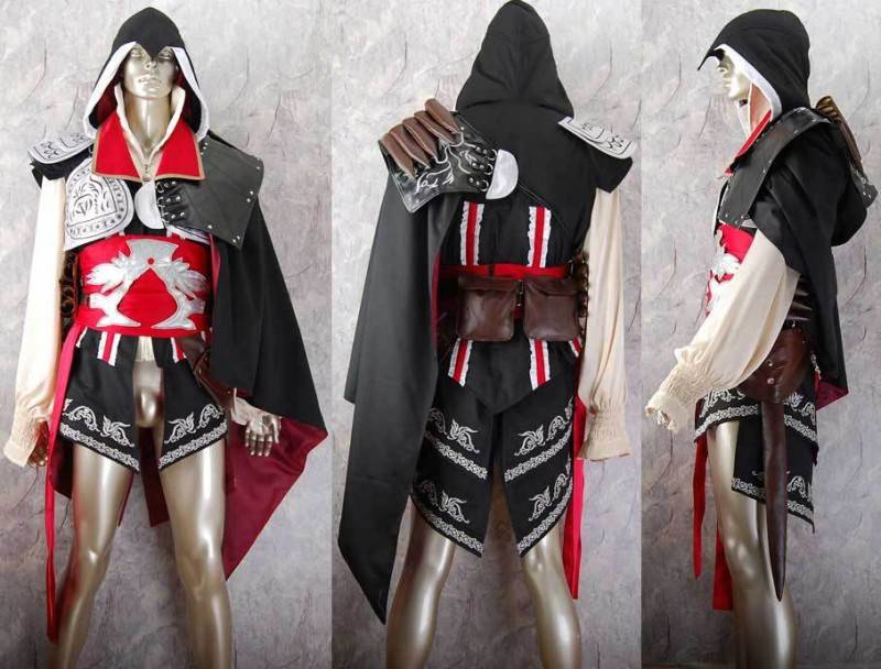 Il Costume di Carnevale di Assassin's Creed