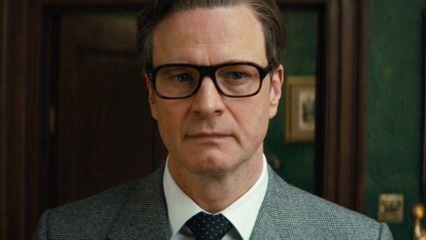 La Marca degli Occhiali di Colin Firth in 'Kingsman'