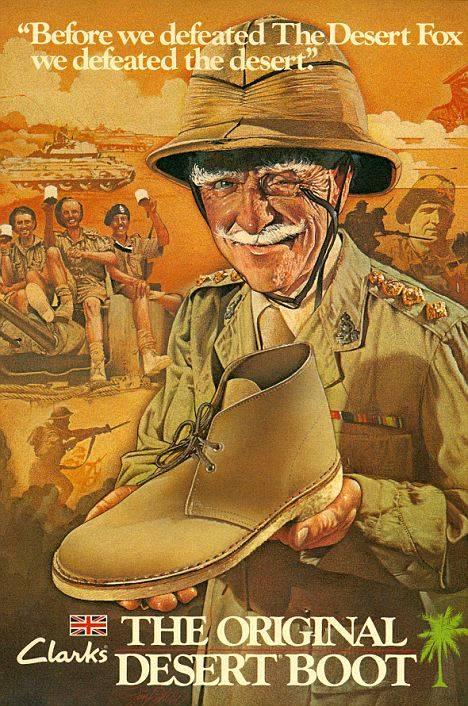clarck desert boot