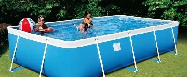 Auchan offerte piscine gonfiabili - Piscine fuori terra autoportanti ...
