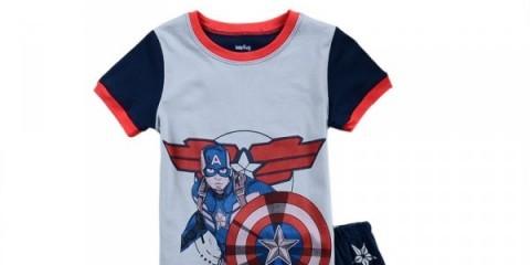 Pigiama Marvel. Dormire con il proprio supereroe preferito!