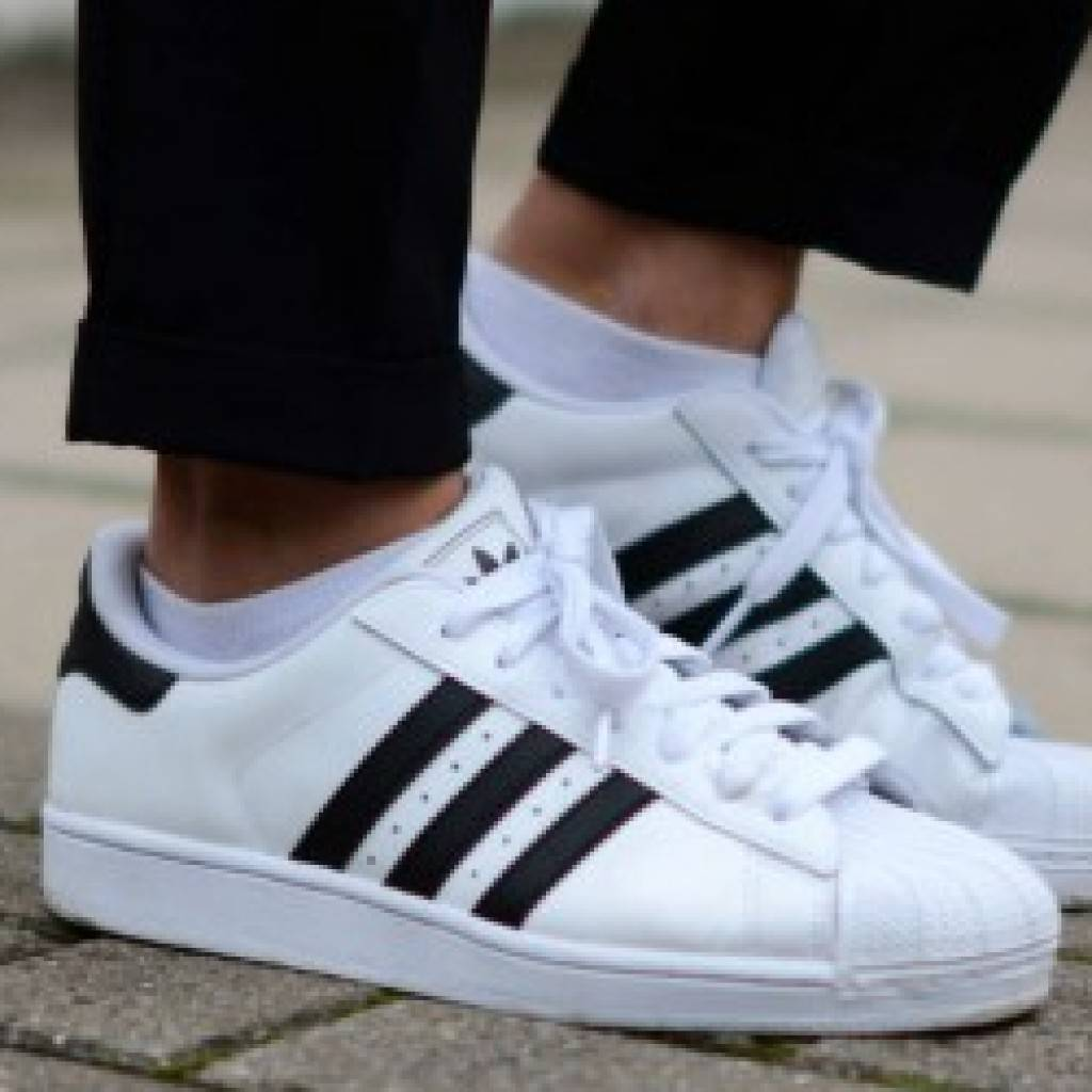 come pulire adidas superstar bianche
