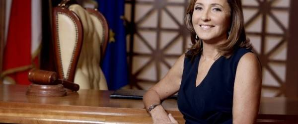 Marca Vestiti Barbara Palombelli a Forum