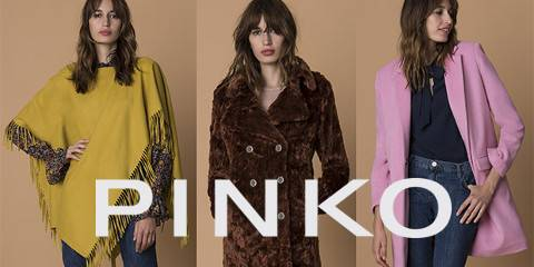 Cappotti Pinko La Collezione 2015-16
