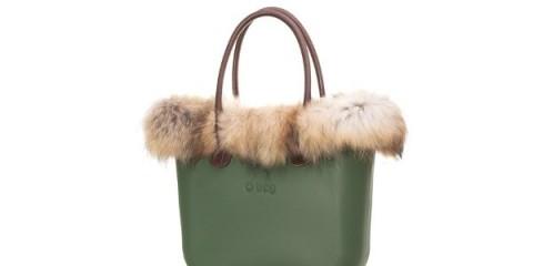 O-Bag con Pelliccia