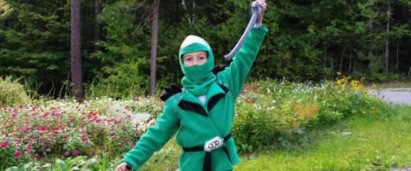 costume di carnevale lego ninjago