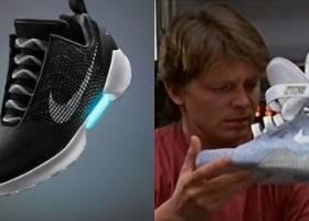 Nike HyperAdapt 1.0 – Le Scarpe Autoadattanti Senza Lacci