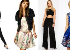 Moda Primavera – Total Black o Mood Floreale?
