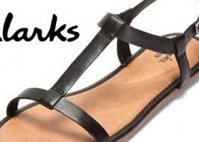 Sandali Clarks in Offerta Da Sole 50€!
