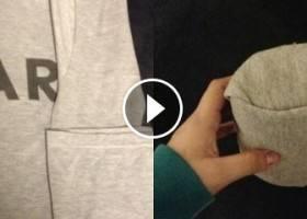 Come ripiegare calzini magliette militari, loro adottano questa tecnica!