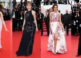 I Vestiti Migliori delle Star sul Red Carpet di Cannes