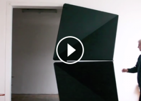 La Porta dal Design Cinetico – Guarda il Video!