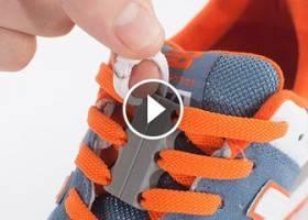 Zubits, i Lacci Magnetici per le Vostre Scarpe!