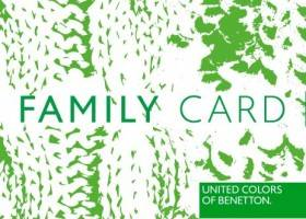 Benetton Family Card - Il Saldo Punti
