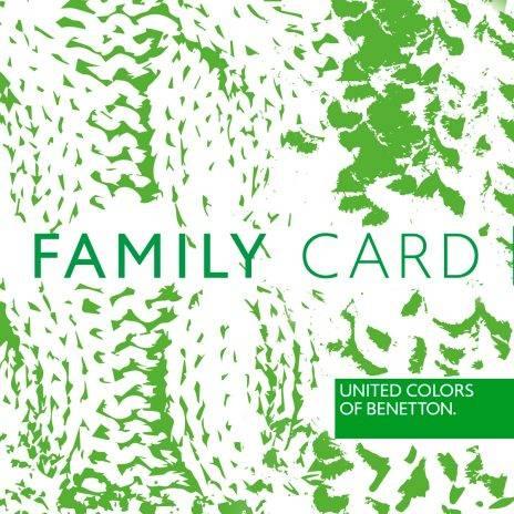 benetton family card il saldo punti