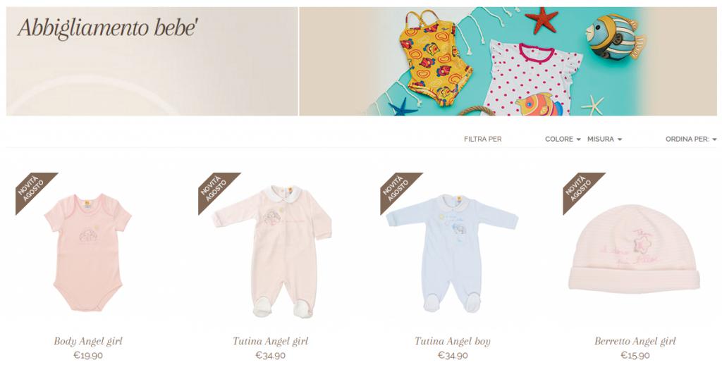 Abbigliamento-bebe-Thun