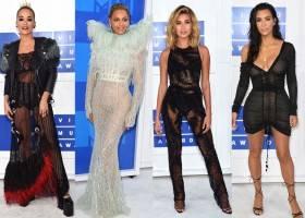 Il Look delle Star agli MTV VMA
