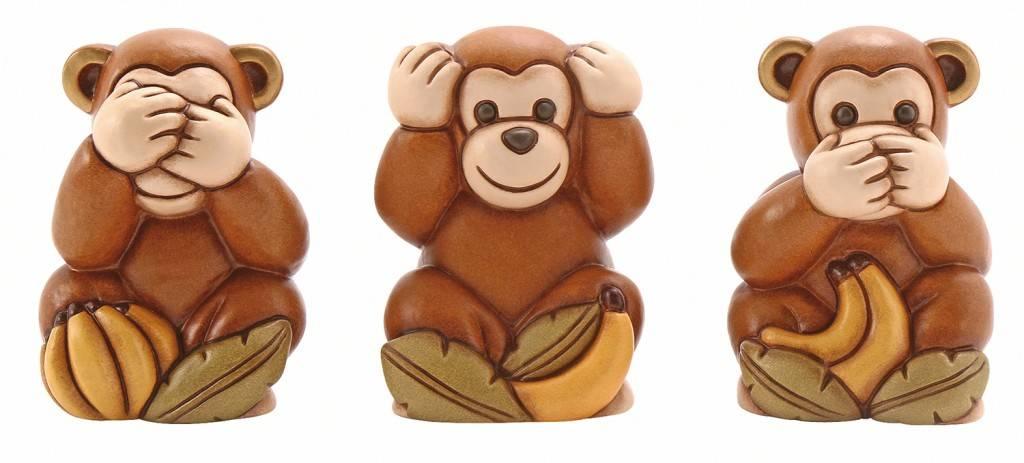 scimmiette thun