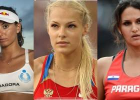 Le 19 Atlete delle Olimpiadi di Rio 2016 Più Belle