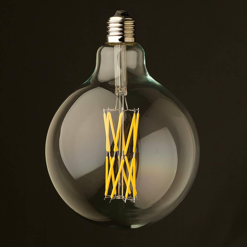 Le lampadine led filamento pi belle arreda con gusto la for Lampadine a filamento led