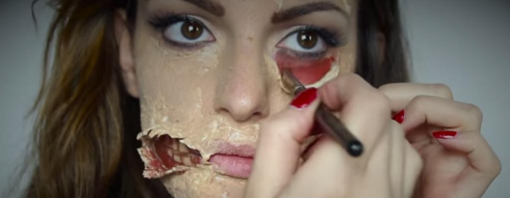 Tutorial di Makeup per Halloween