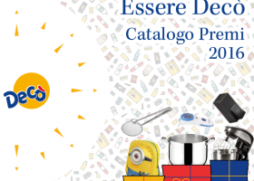 Catalogo Premi Decò 2016