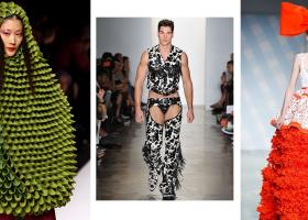 I Vestiti più brutti del mondo? Probabilmente non sono questi, ma ci si avvicinano parecchio!