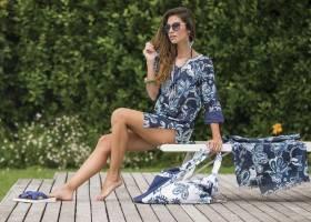 Il Caftano cos'è e la Moda Caftano Mare 2017
