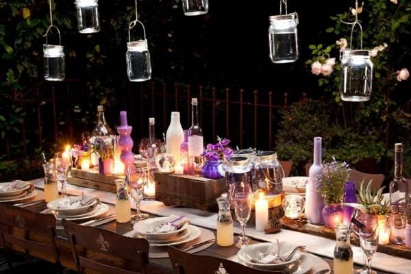 Lanterne Da Giardino Fai Da Te : Luci da giardino fai da te per una bella festa con gli amici