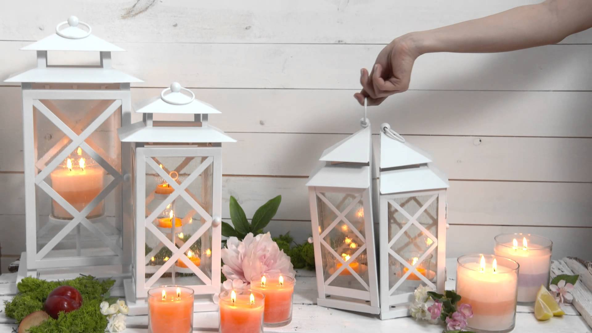 Luci Fai Da Te lanterne da giardino fai da te, idee giardino arredando
