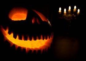 Decorazioni con le Zucche di Halloween