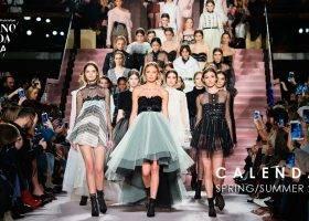 Milano Moda 2017 Donna, dal 20 al 25 settembre 2017 Collezione Spring/Summer 2018