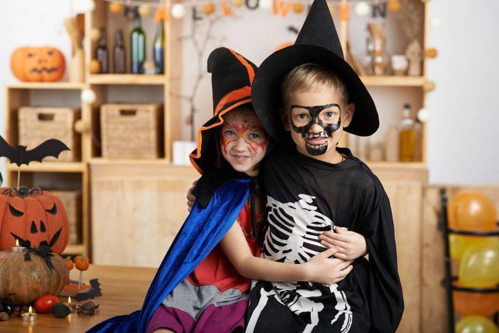Idee Trucco Halloween per Bambini