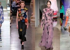 Le tendenze della Moda Autunno Inverno 2017/2018