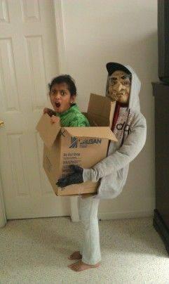 trucchi per bambini ad halloween