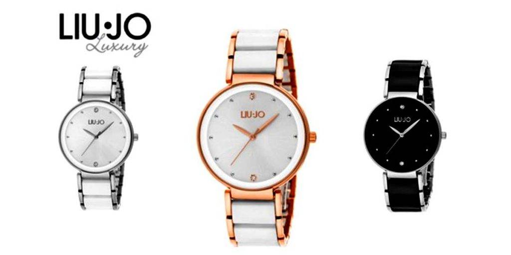 Orologio bicolore Liu Jo