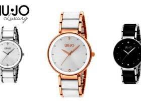 Orologio bicolore Liu Jo, la nuova linea di orologi del brand Italiano