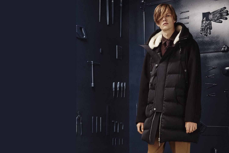 Collezione Uomo Peuterey Autunno Inverno