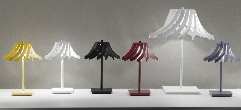 Lampade da tavolo di design gallery per scoprire quale for Lampade tonde da tavolo