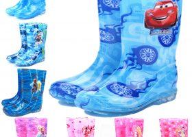 I migliori stivali da pioggia per bambini
