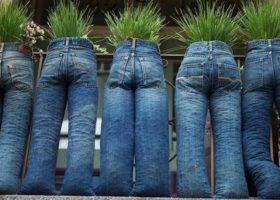 Le 7 idee per recuperare i vecchi jeans in modo originale