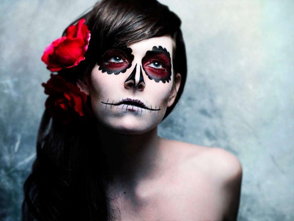 Il Make Up giusto al vestito di carnevale
