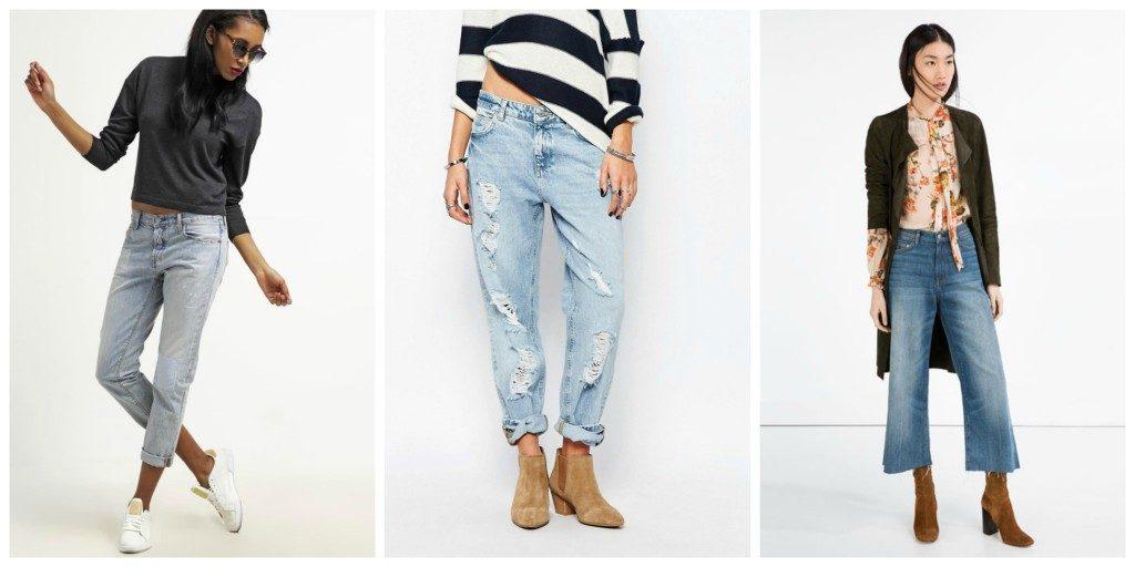 In primavera tornano i jeans,